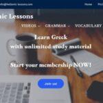 Learn Hellenic Online